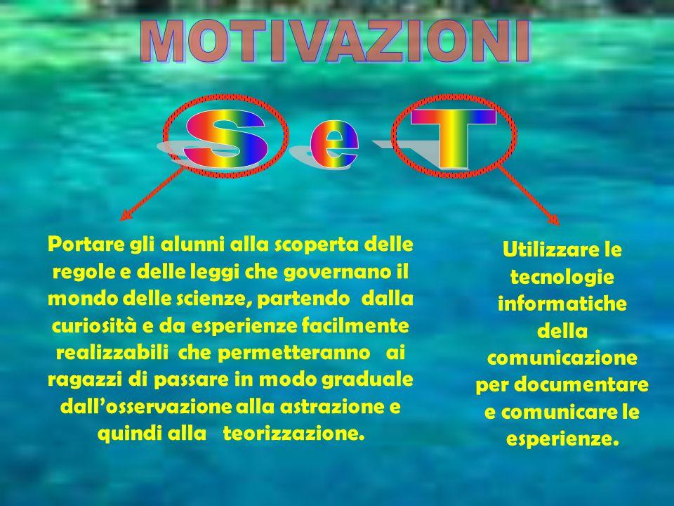 MOTIVAZIONIS. T. e.