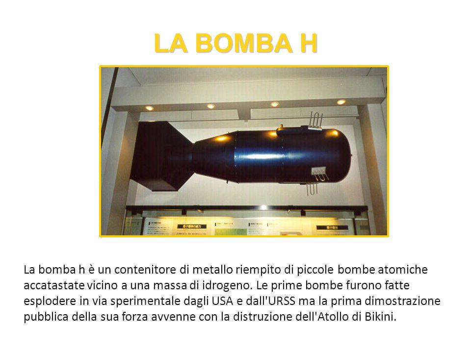 LA BOMBA H