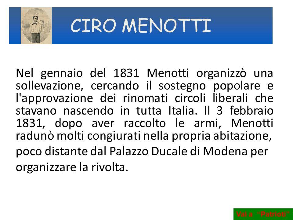 CIRO MENOTTI