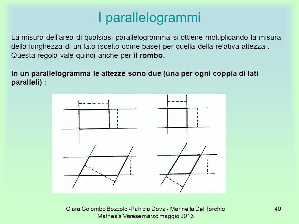 I parallelogrammi