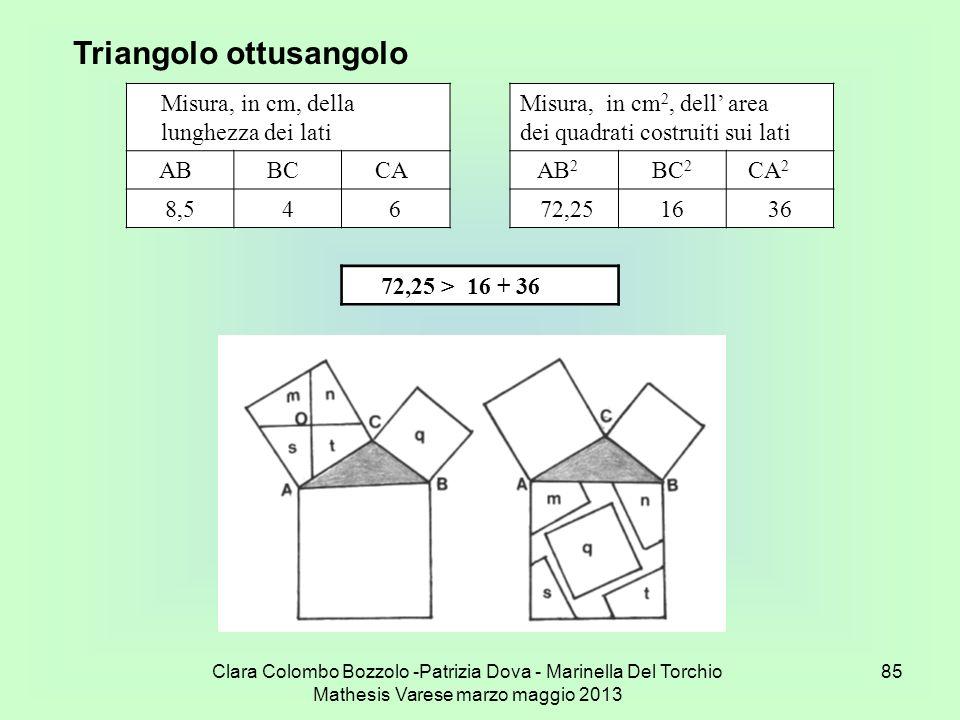 Triangolo ottusangolo