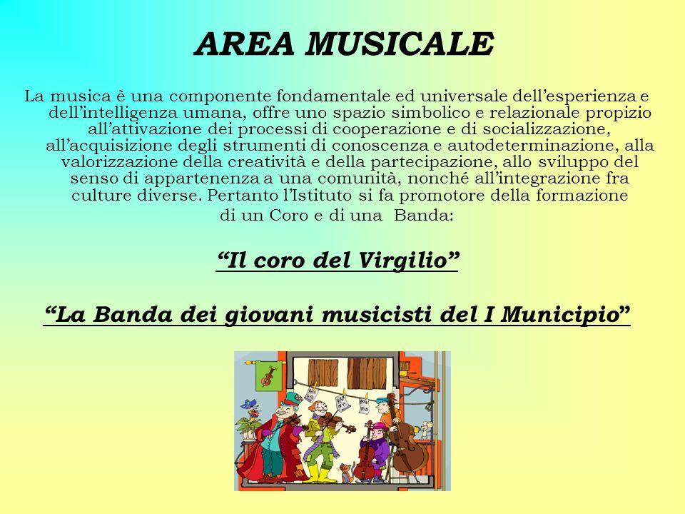 La Banda dei giovani musicisti del I Municipio