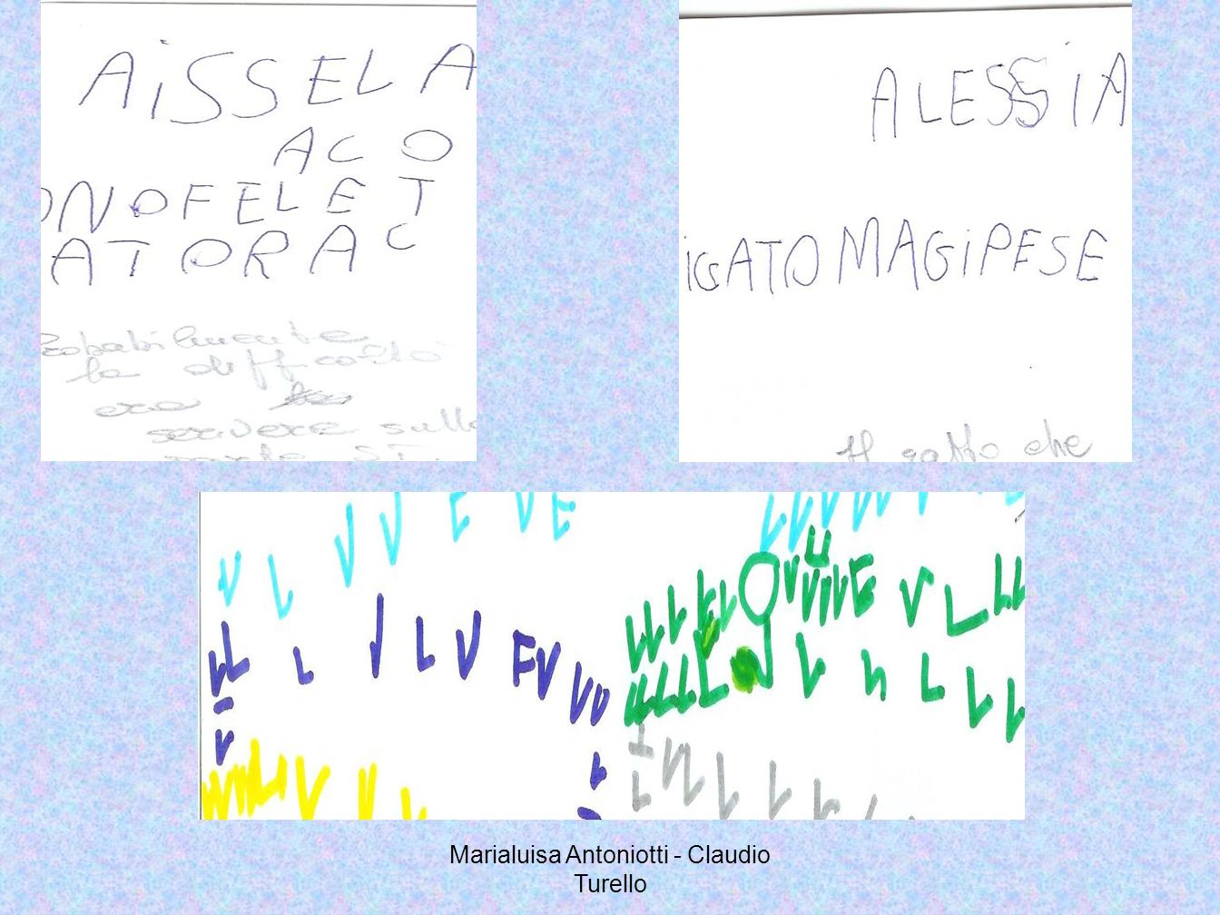 Marialuisa Antoniotti - Claudio Turello