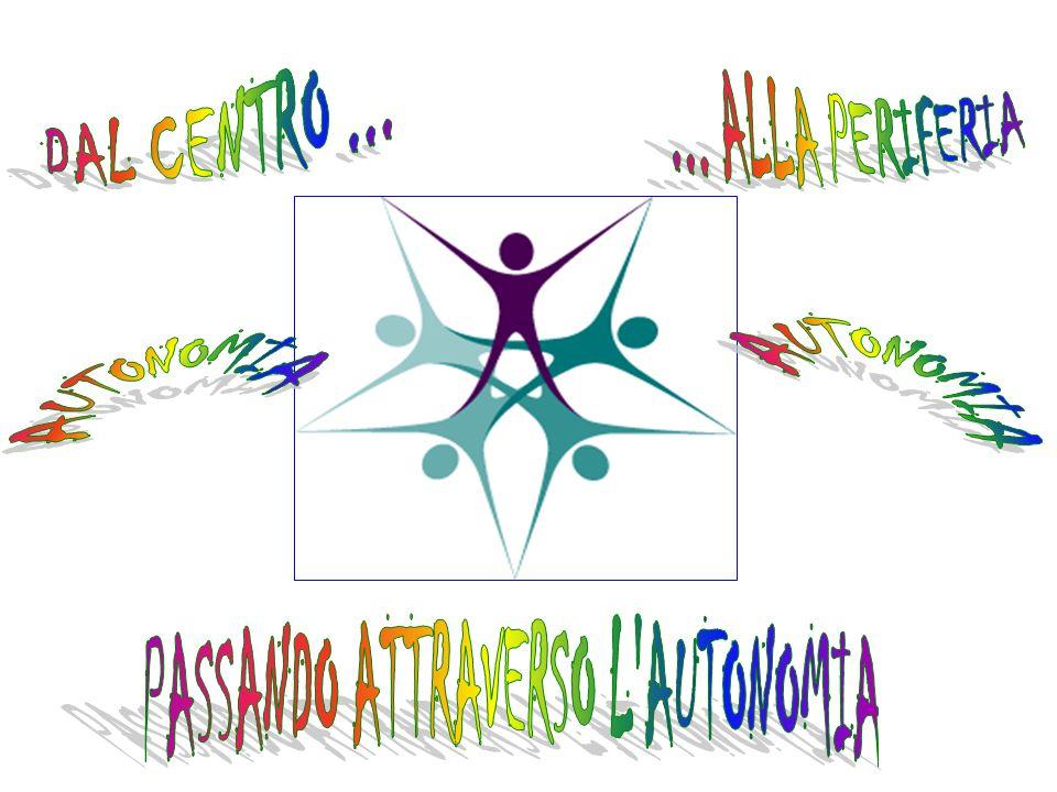 PASSANDO ATTRAVERSO L AUTONOMIA