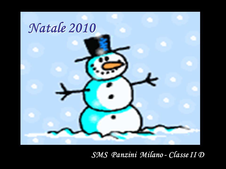 SMS Panzini Milano - Classe II D