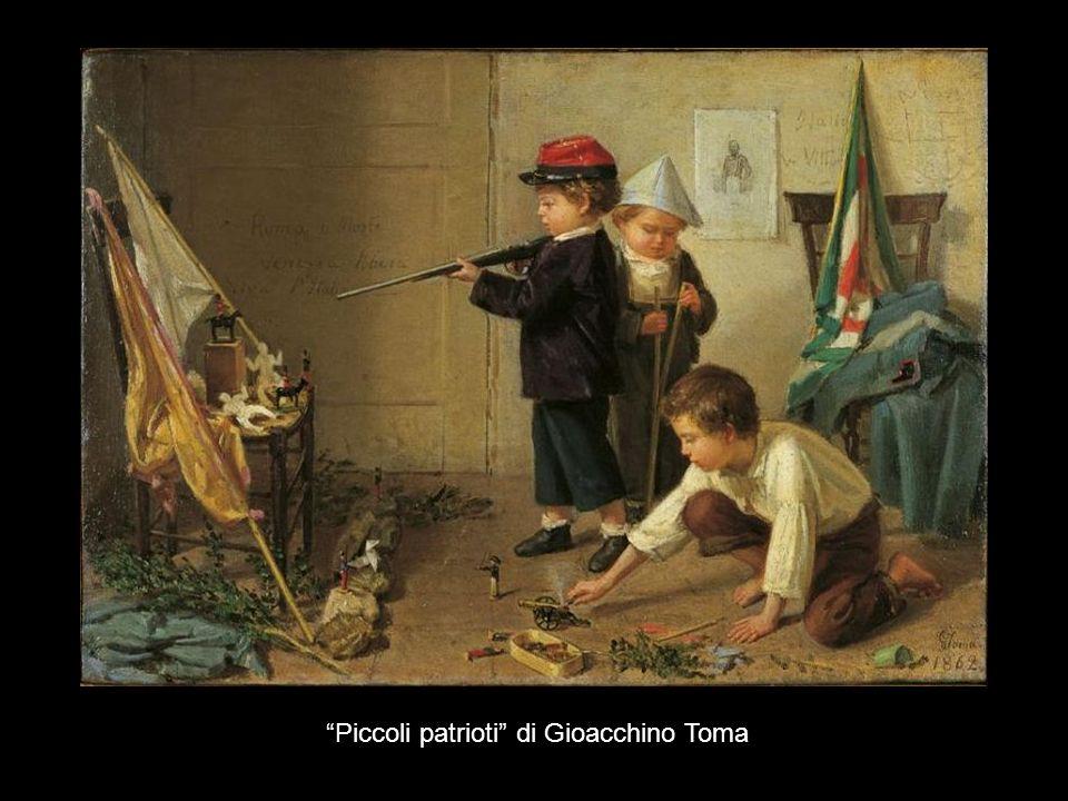 Piccoli patrioti di Gioacchino Toma