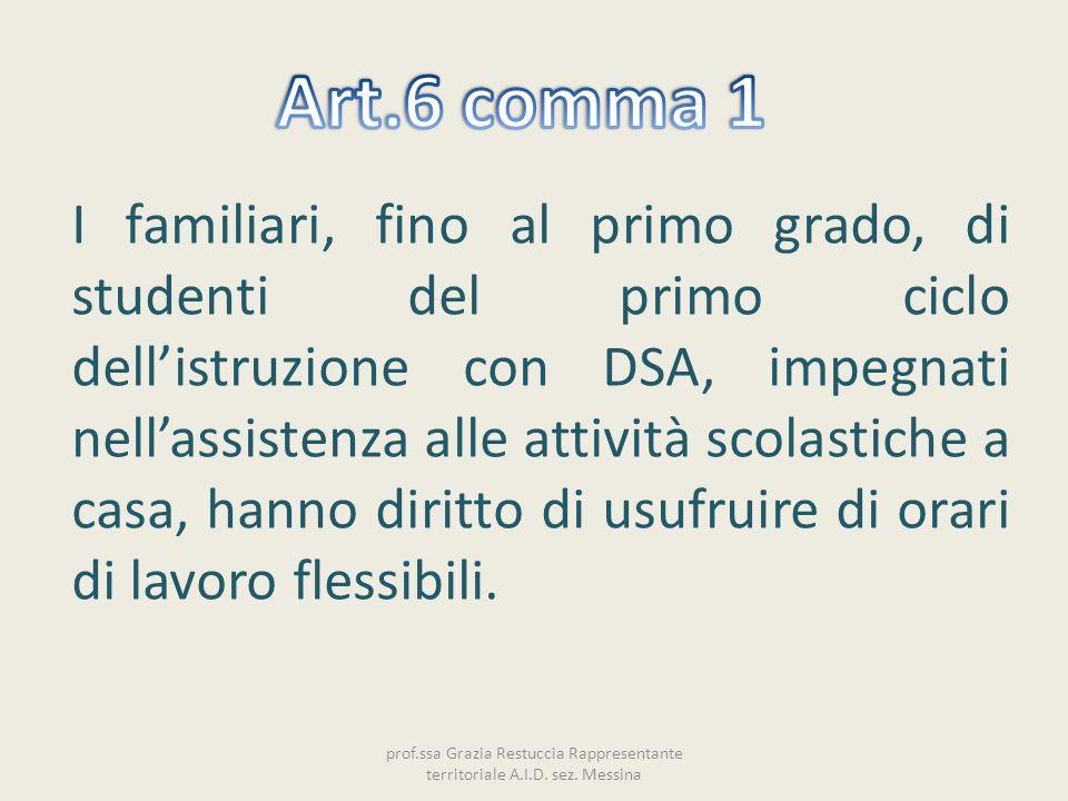 Art.6 comma 1