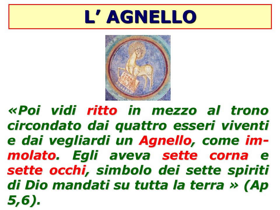 L' AGNELLO