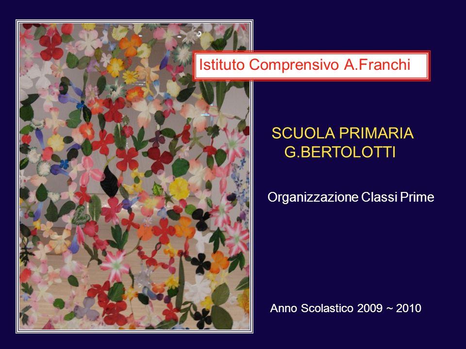 Istituto Comprensivo A.Franchi