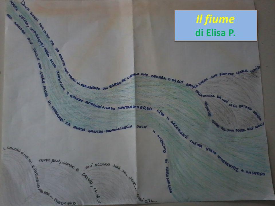 Il fiume di Elisa P. Autore: Satkunarajah Sajethan