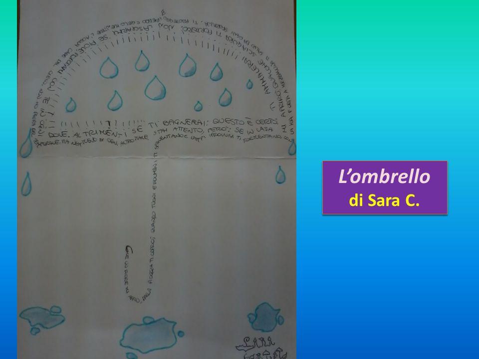 L'ombrello di Sara C.
