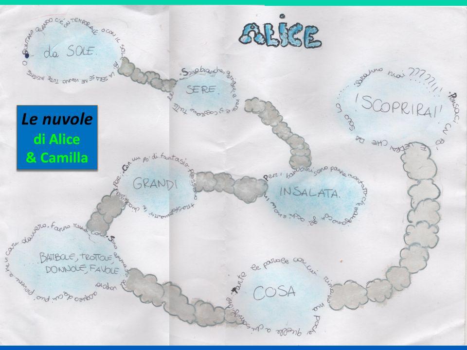 Le nuvole di Alice & Camilla