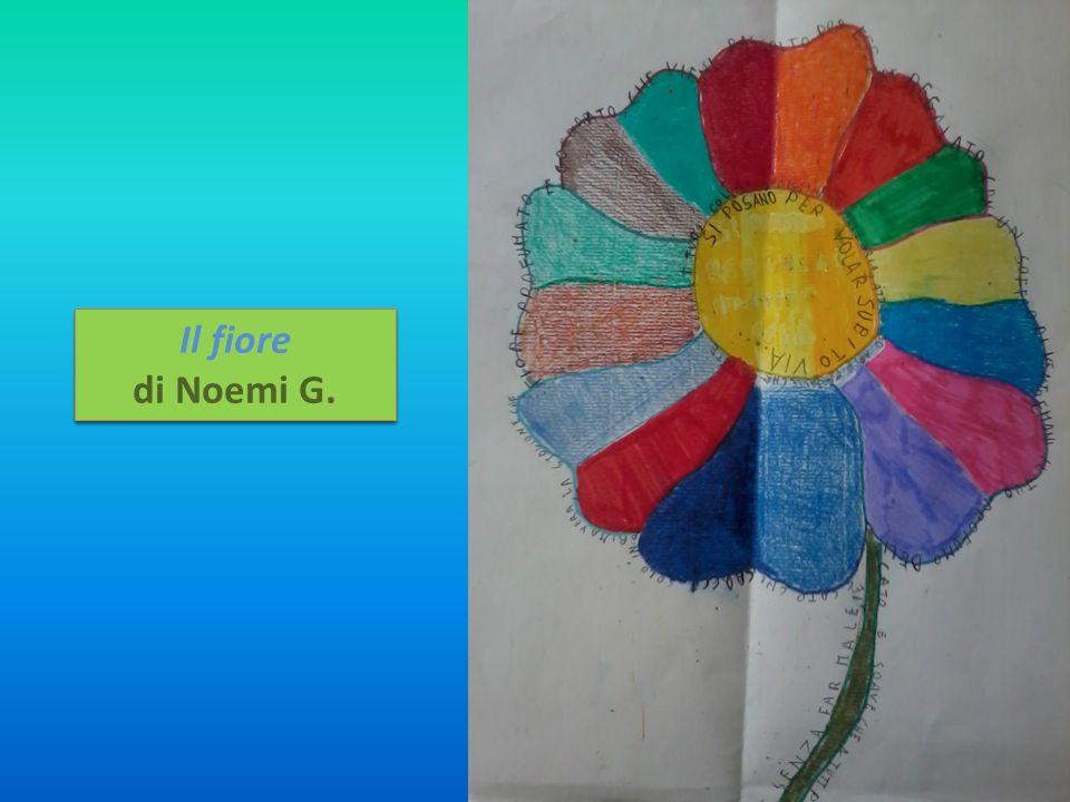 Il fiore di Noemi G.