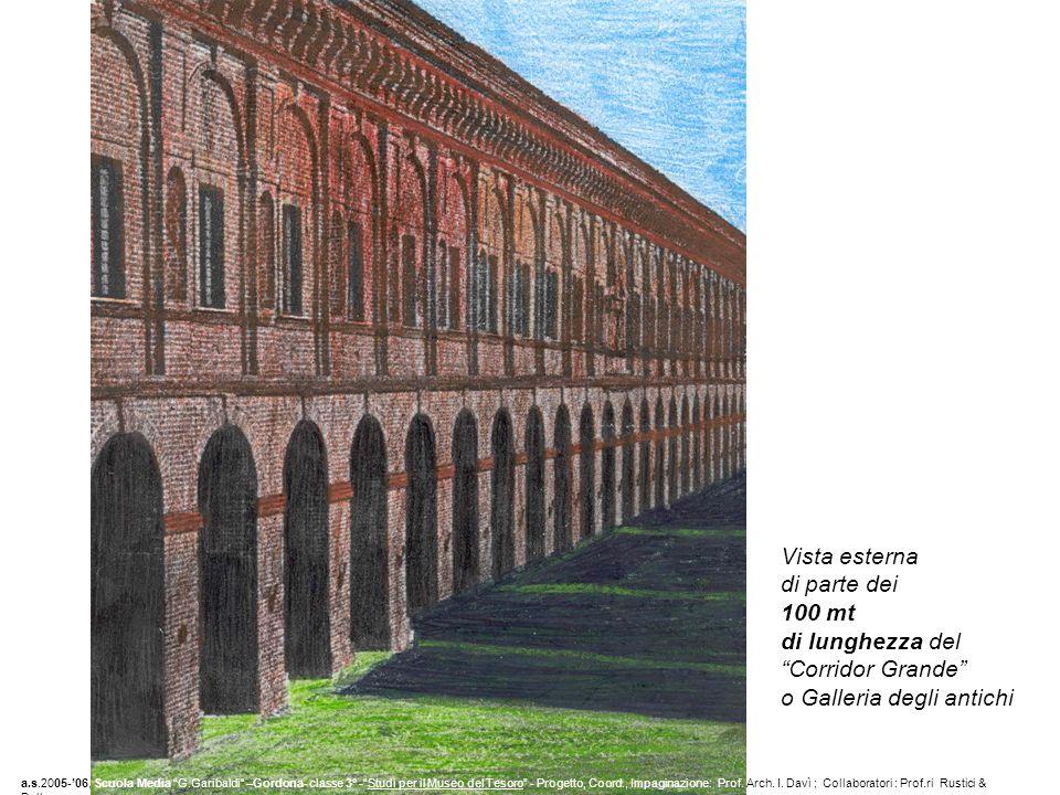 o Galleria degli antichi