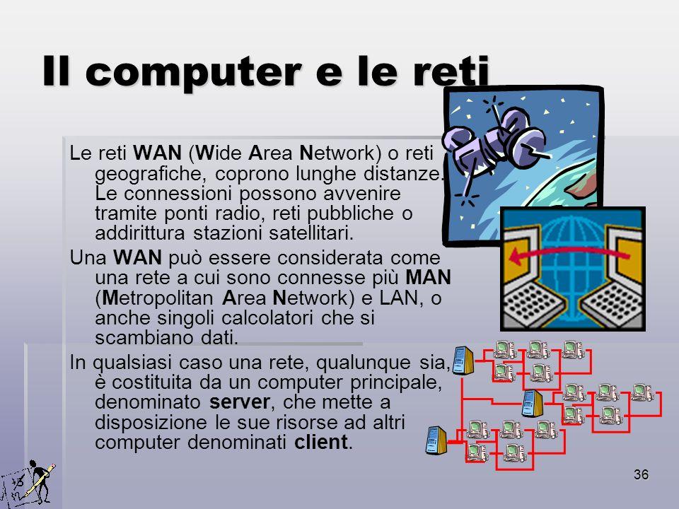 Il computer e le reti