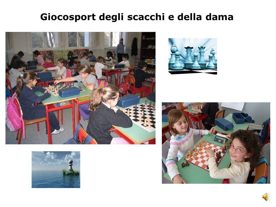 Giocosport degli scacchi e della dama