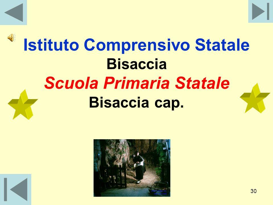 Istituto Comprensivo Statale Bisaccia Scuola Primaria Statale Bisaccia cap.