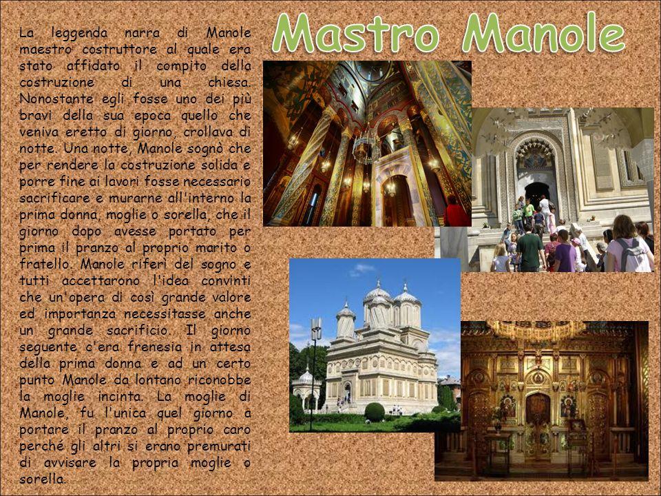 Mastro Manole