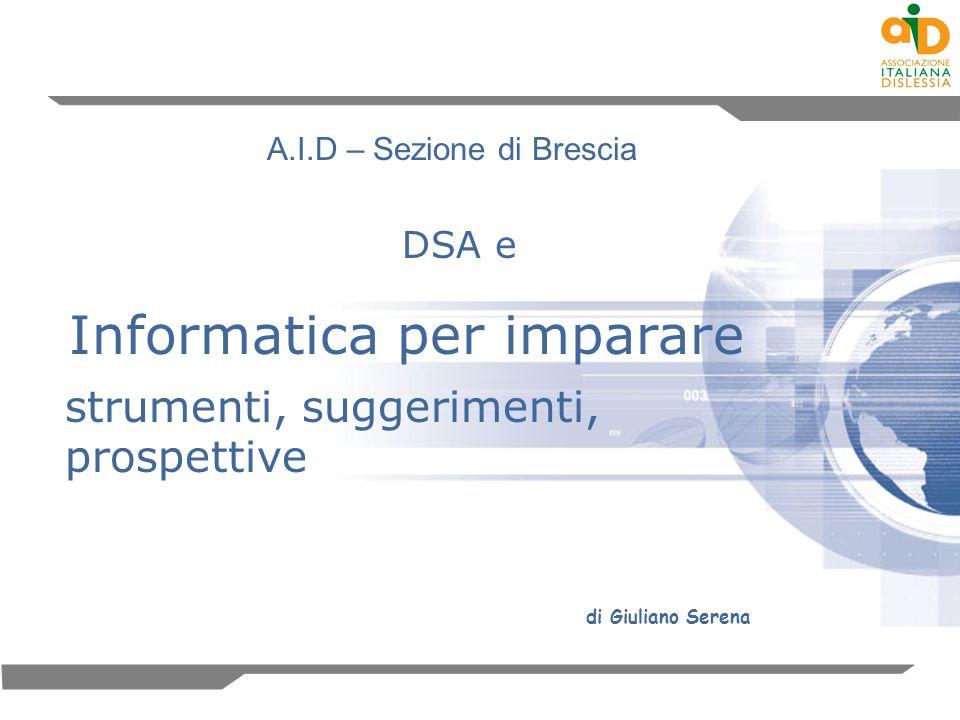 A.I.D – Sezione di Brescia