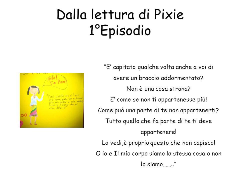 Dalla lettura di Pixie 1°Episodio