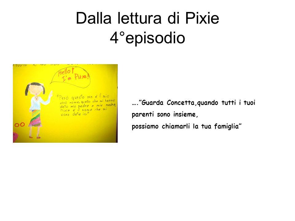 Dalla lettura di Pixie 4°episodio