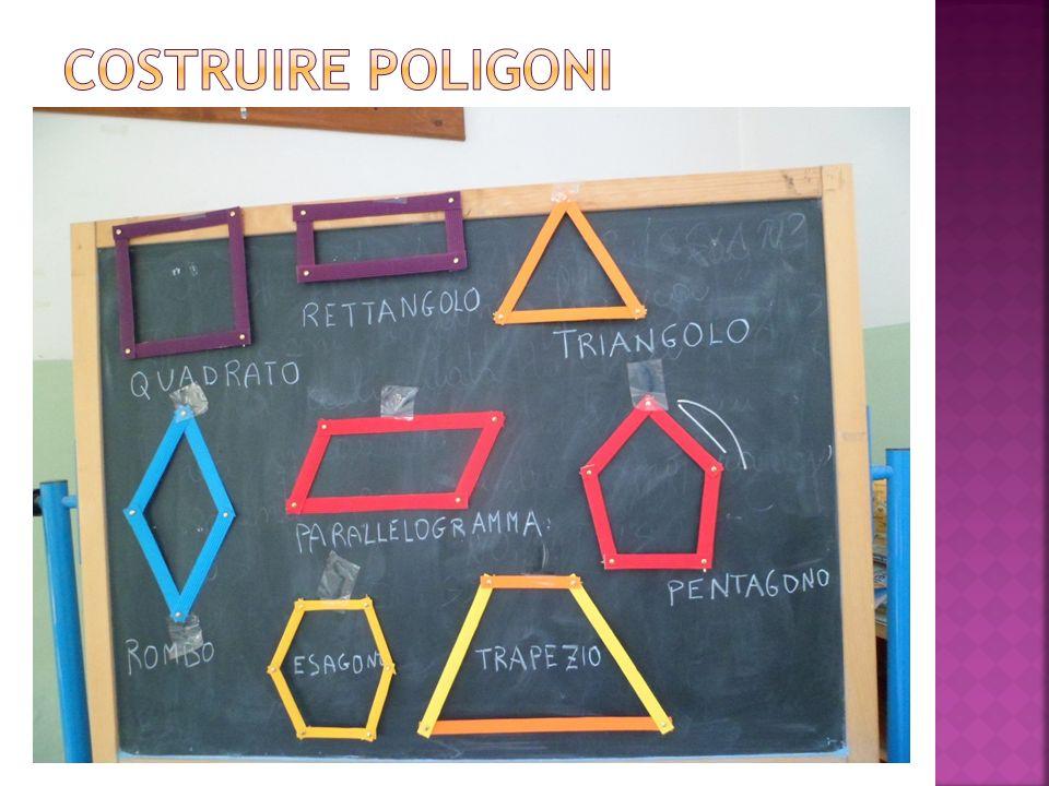 Costruire poligoni