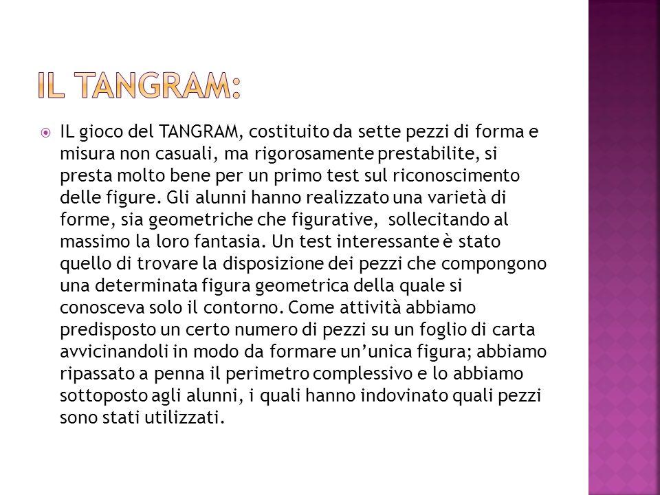 Il tangram: