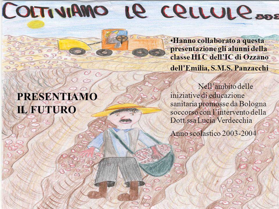 Hanno collaborato a questa presentazione gli alunni della classe III C dell'IC di Ozzano dell'Emilia, S.M.S. Panzacchi