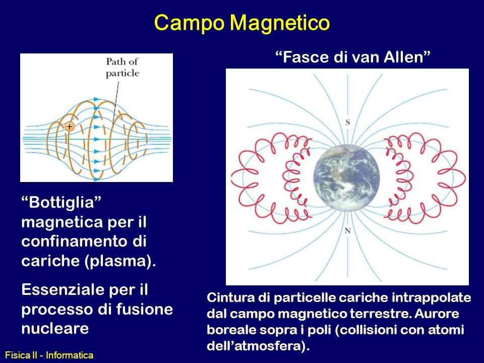 Campo Magnetico Fasce di van Allen