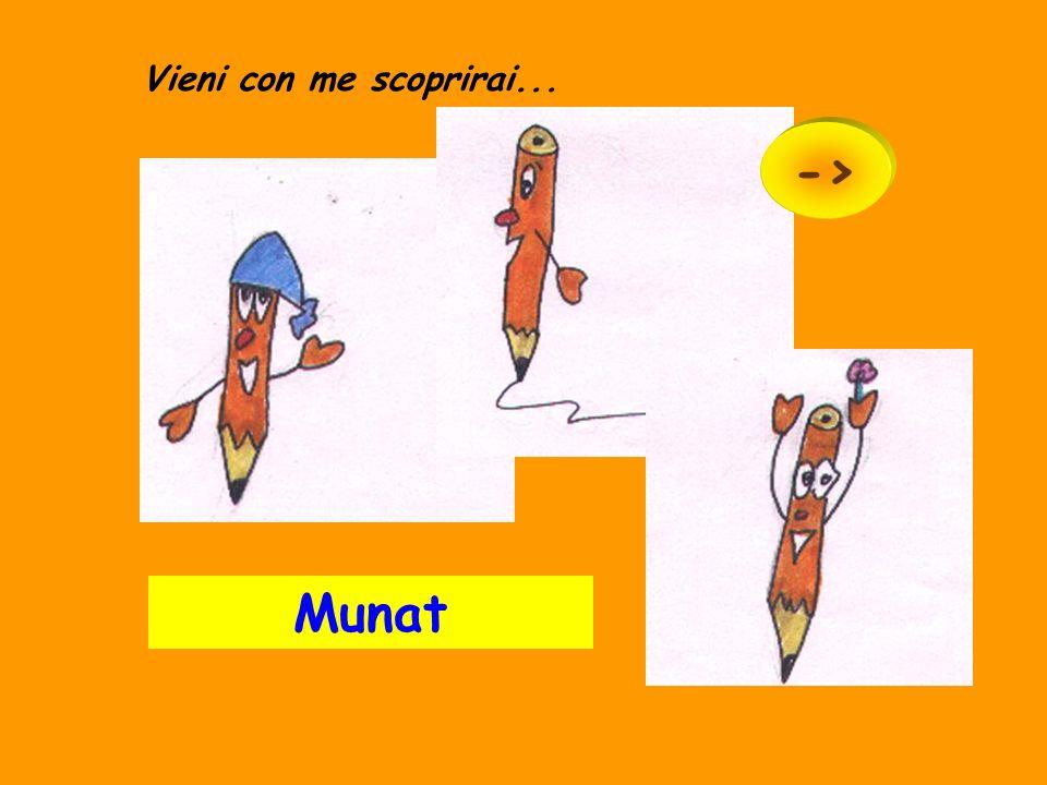 Vieni con me scoprirai... -> Munat