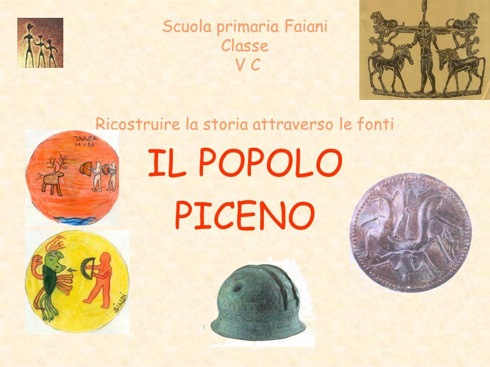 Scuola primaria Faiani Classe V C Ricostruire la storia attraverso le fonti