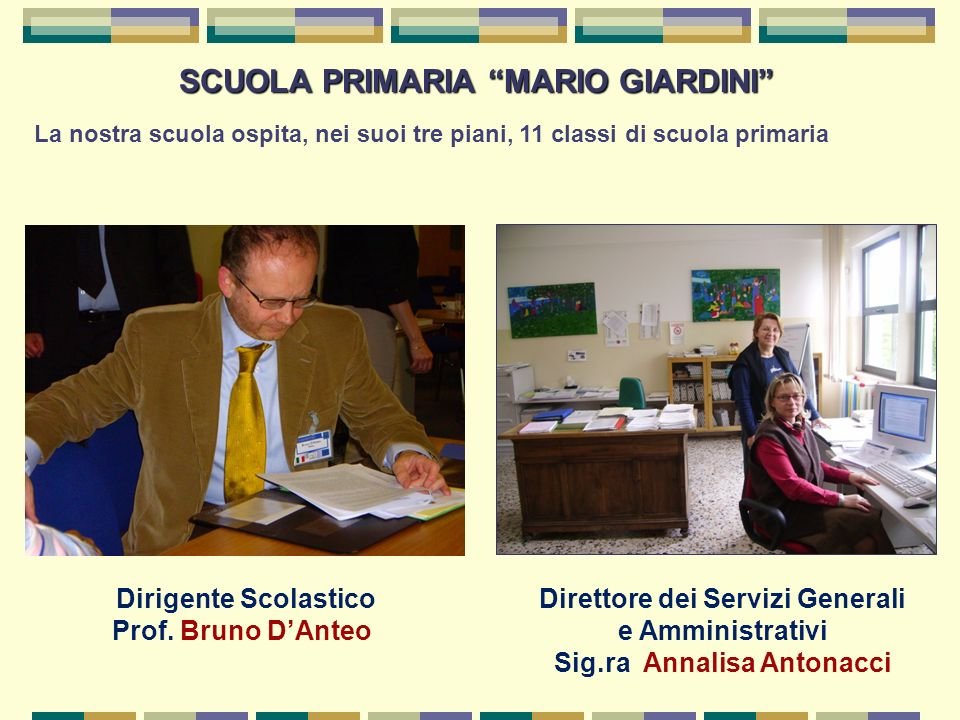 SCUOLA PRIMARIA MARIO GIARDINI