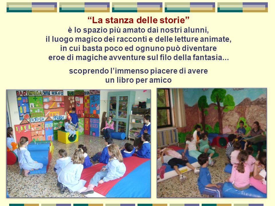 La stanza delle storie