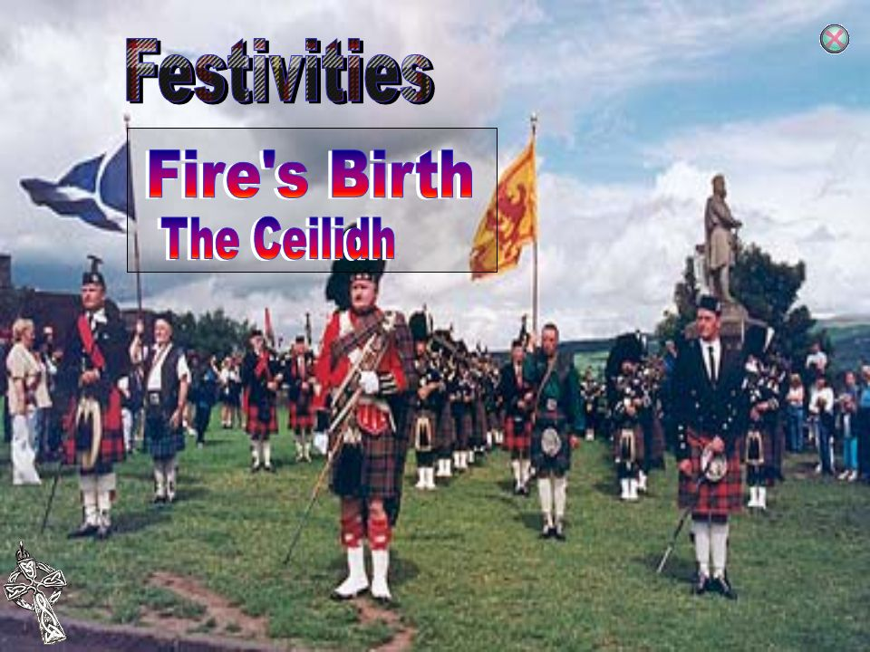 Festivities Fire s Birth The Ceilidh