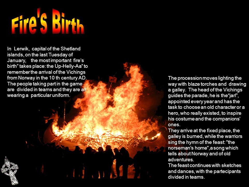 Fire s Birth