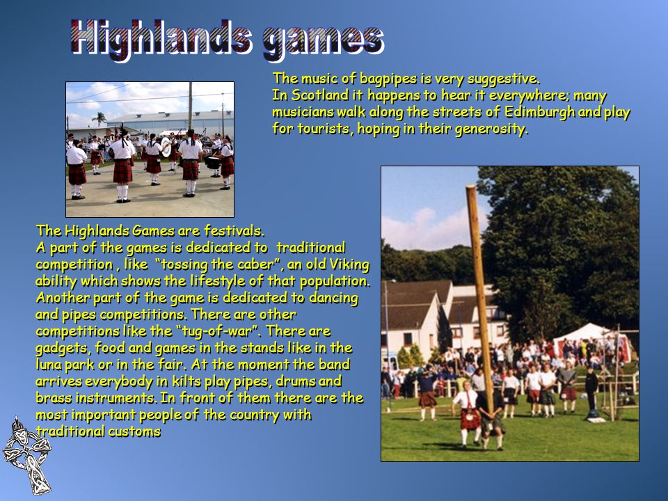 Highlands games
