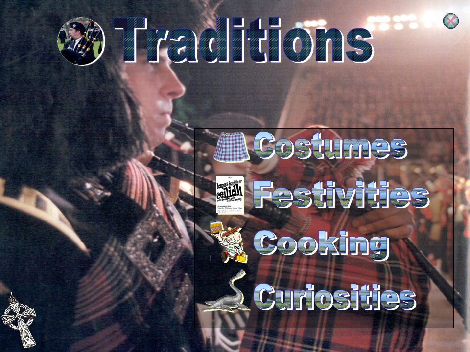 Traditions Costumes Festivities Cooking Curiosities