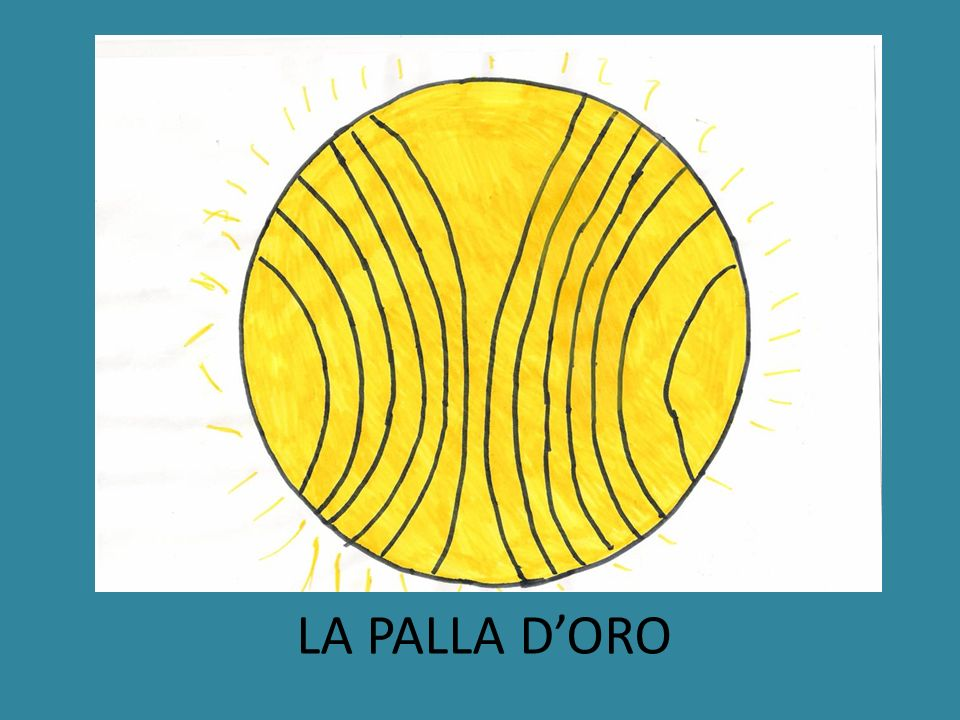 LA PALLA D'ORO