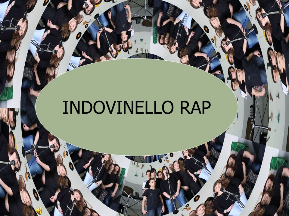 INDOVINELLO RAP
