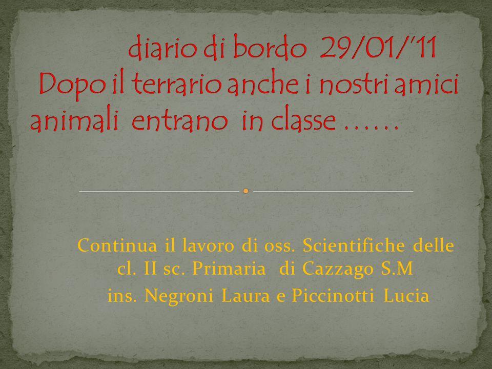 ins. Negroni Laura e Piccinotti Lucia