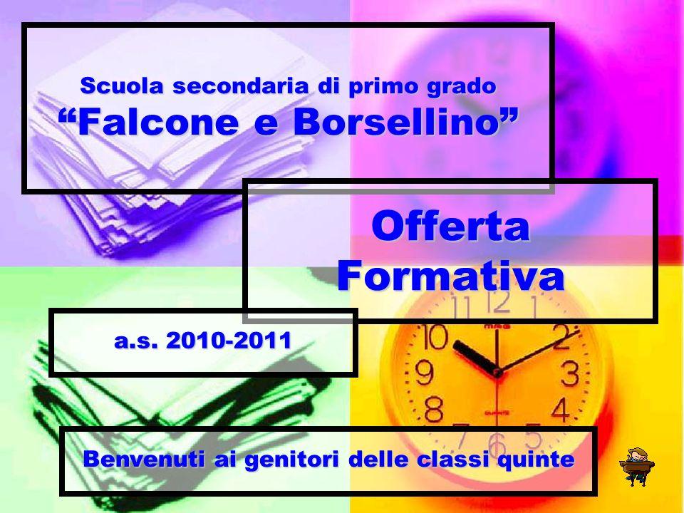 Scuola secondaria di primo grado Falcone e Borsellino