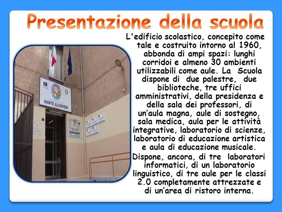 Presentazione della scuola