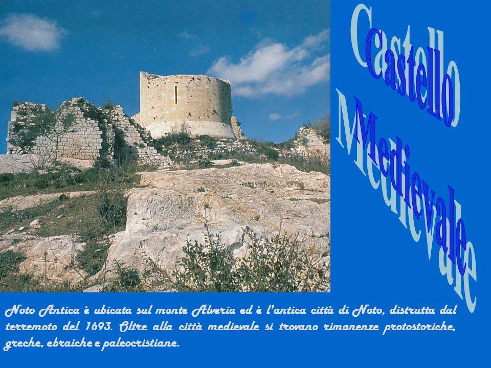 Castello Medievale.