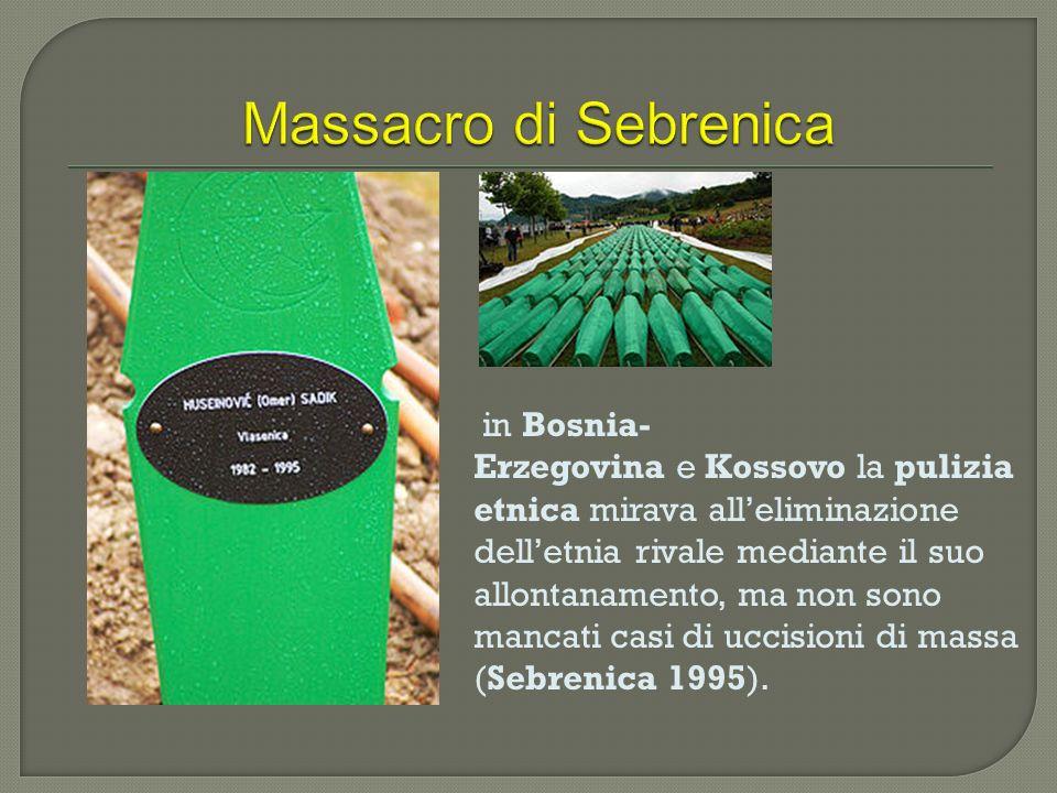 Massacro di Sebrenica