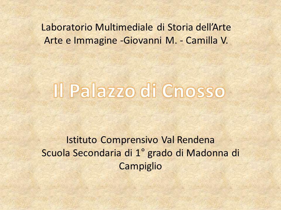 Laboratorio Multimediale di Storia dell'Arte Arte e Immagine -Giovanni M. - Camilla V.