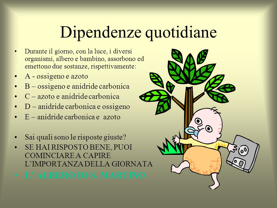Dipendenze quotidiane