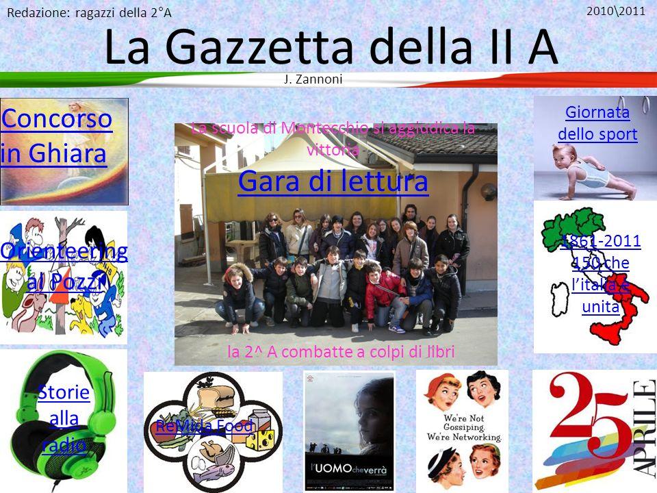 La scuola di Montecchio si aggiudica la vittoria Gara di lettura