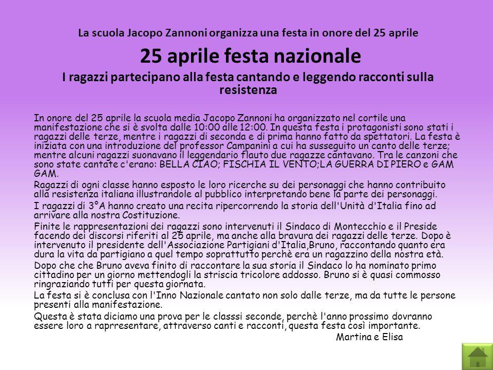 25 aprile festa nazionale