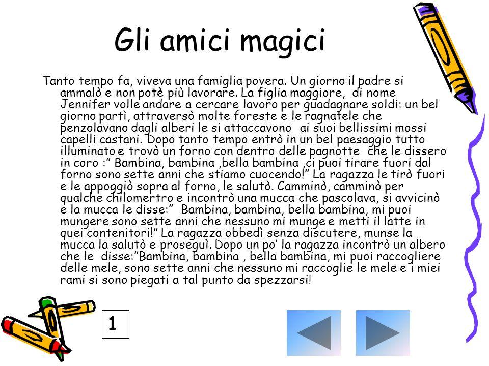 Gli amici magici
