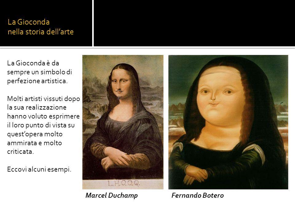 La Gioconda nella storia dell'arte